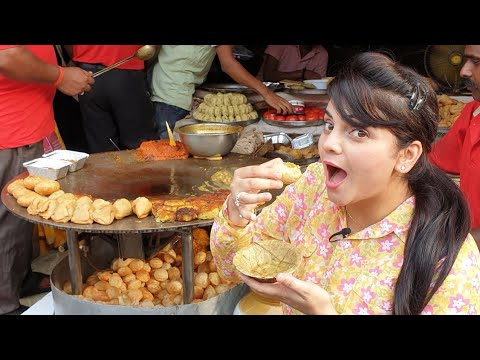 Varanasi Street Food | Best Indian Street Food