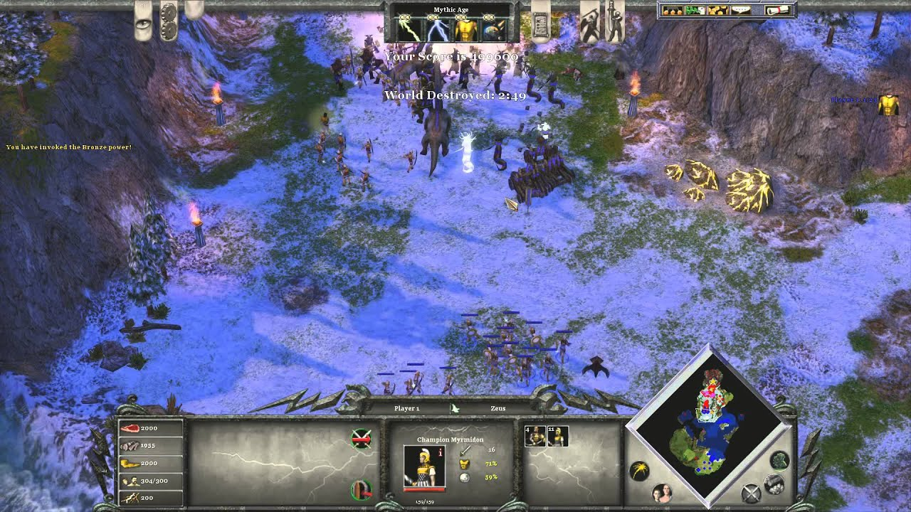 Age of Mythology: Extended Edition Gameplay PAX East