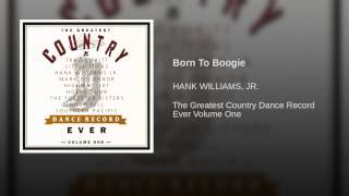 Born To Boogie