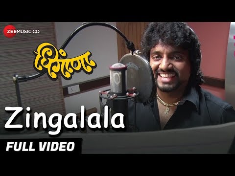 Zingalala Full Video Dhingana Adarsh Shinde
