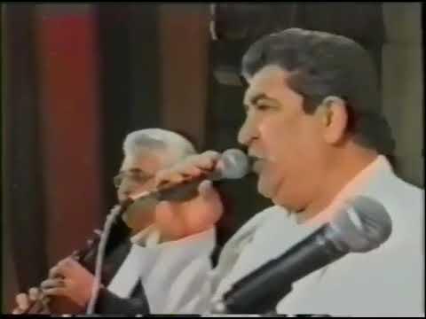 БОКА 1996г LIVE - Сари Лала на армянском (Бакинский шансон)