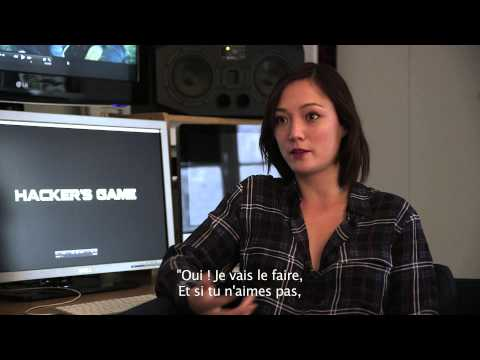 Hacker's Game Interviews -French Subtitles-