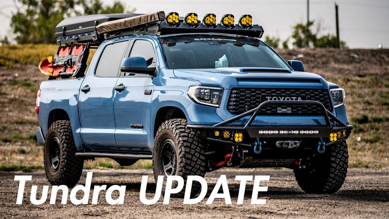 3rd Gen Tundra MASSIVE Update!