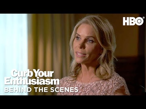 Cheryl Hines & J.B. Smoove on Susie 's Memorable Moments  Curb Your Enthusiasm 2017  HBO