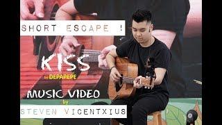 Gambar cover KISS - DEPAPEPE [ STEVEN VICENTXIUS ]
