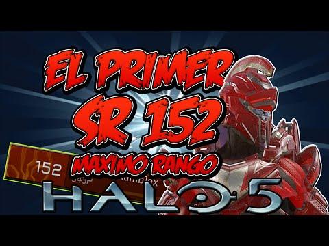 EL PRIMERO EN LLEGAR AL MÁXIMO RANGO EN HALO 5 (SR152)-FALCÓN Y DMR DE HALO REACH-HALO 5 GUARDIANS