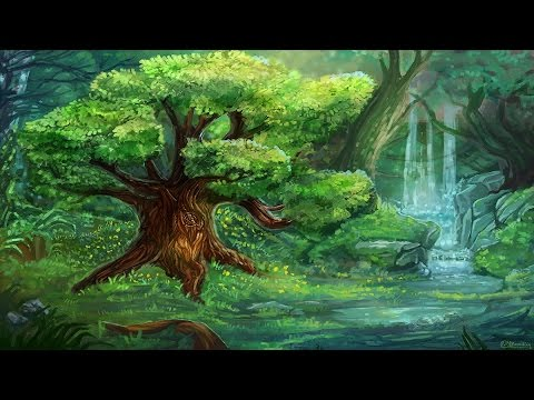 Beautiful Fantasy Music - Tree of Wonder
