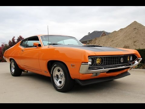 1970 Ford Torino GT For Sale YouTube