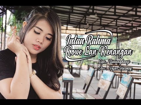 Intan Rahma - Kowe Lan Kenangan ( Official Music Video ) KOPLO VERSION