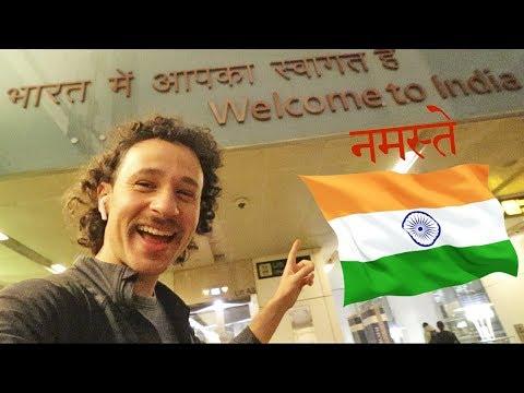 NOS VAMOS A INDIA 🇮🇳Parte 1: El Trayecto