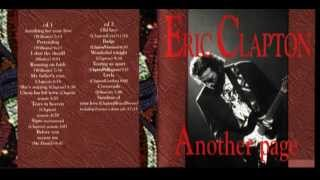 Eric Clapton Live 1992  Another Page part 1