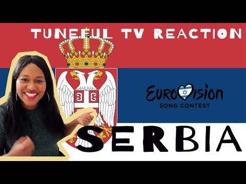 EUROVISION 2019 - SERBIA - TUNEFUL TV REACTION & REVIEW