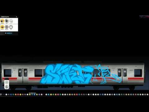 Virtual Graffiti - Sektor1 Part 2