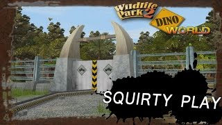 WILDLIFE PARK 2: DINO WORLD - Chicken Starved To Death