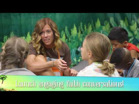 Shipwrecked VBS 2018 Intro Group Vacation Bible School