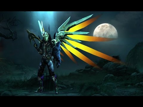 how to get mercy wings diablo 3