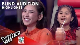Yshara, pinili na mapasama sa Team Sarah | The Voice Kids Philippines 2019