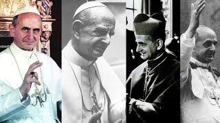 Papa Paolo VI Visita fuori dal Vaticano