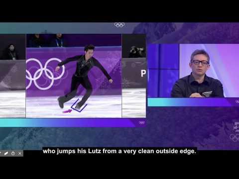 Italian Commentators ROAST ISU - Figure Skating Lutz Pre-rotation Full Blade