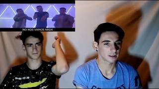 NO NOS VAMOS NADA | Video Oficial - VIRAL (Reacción)