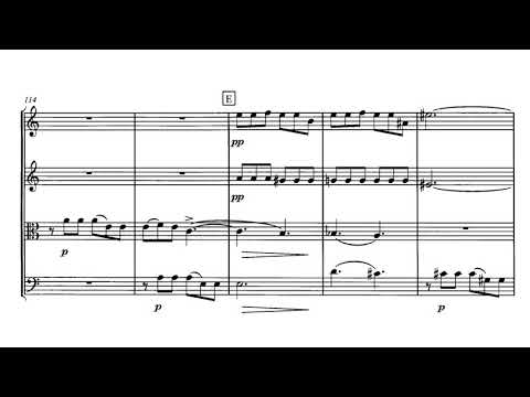 Amy Beach - Quartet For Strings (In One Movement), Op.89