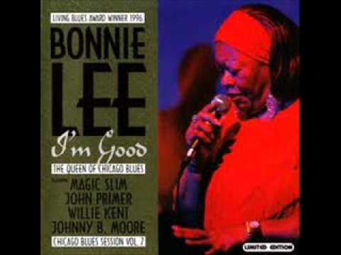 Bonnie Lee /Got the blues 'bout my baby (adjusted audio level)