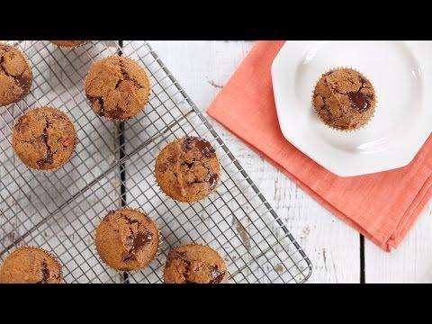 Sweet-Potato Chocolate-Chunk MuffinEveryday Food with Sarah Carey
