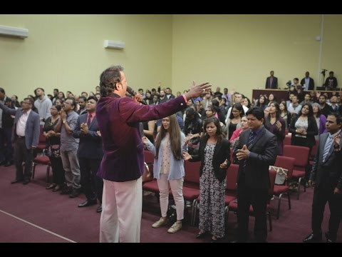 God Looks At Your Heart - Ps Abraham Charles - Live in Auckland, NZ