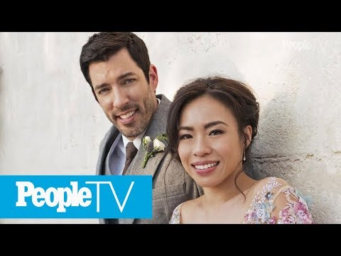 Drew Scott And Wife Linda Phan Are Talking About Property Babies  PeopleTV