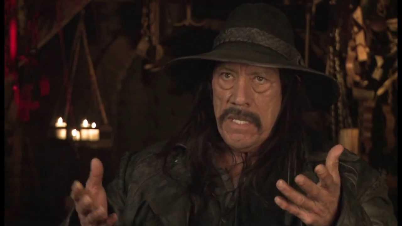 Danny Trejo Interview Dead In Tombstone 2013