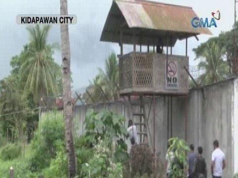 UB: Mahigit 100 pumugang preso mula sa North Cotabato District Jail, patuloy na tinutugis