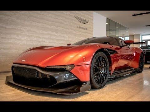 2016 Aston Martin Vulcan For Sale Youtube