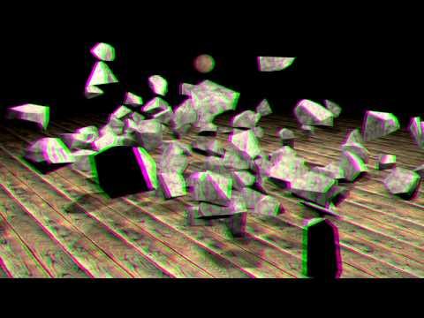 C4D r13 Stereoscopy test 01
