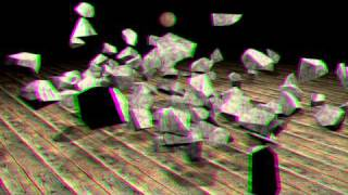 C4D r13 Stereoscopy test 01