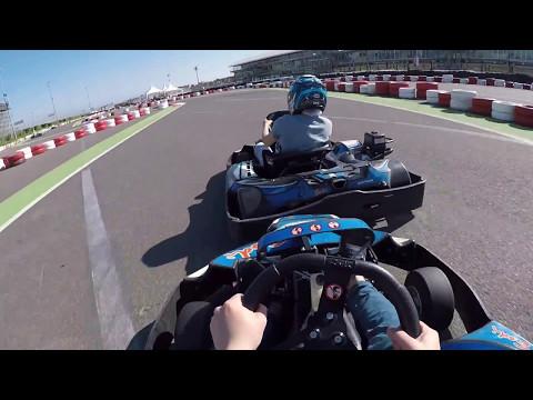 Marrakech kart racing Omniscriptum final