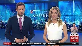 CNN Prime: Bachelet verde