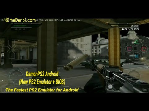 PS2 Android) Black   DamonPS2 Pro Android   The Fastest PS2