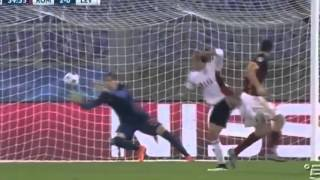 AS  Roma  - Bayern Leverkusen 3-2 (04-11-15)