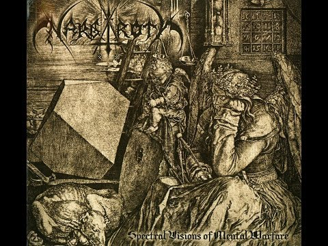 Nargaroth - Spectral Visions of Mental Warfare [FULL ALBUM] (Download) thumb