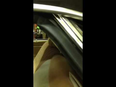El Camino Roof Rail Weatherstrip Fail Youtube