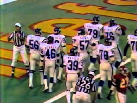 Lawrence Taylor Highlights - Goal Line Defense