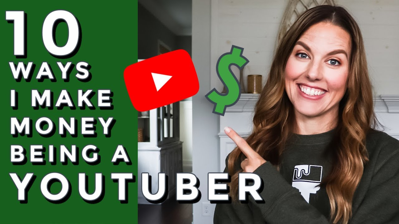 How I Make Money on YouTube