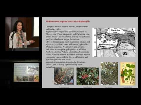 Quantitative Analysis of the Flora of Jordan and its Conservation Status