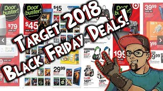 2018 Target Black Friday Deals! Video Games & Electronics!