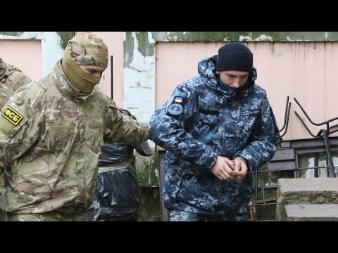 Tensions rise as Russia seizes Ukraine navy ships in Black Sea