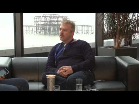 Donal MacIntyre WhaleFest Live Lounge Interview
