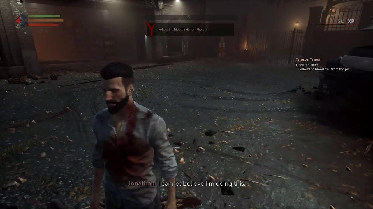 Vampyr - Rat Eating Simulator - YouTube on