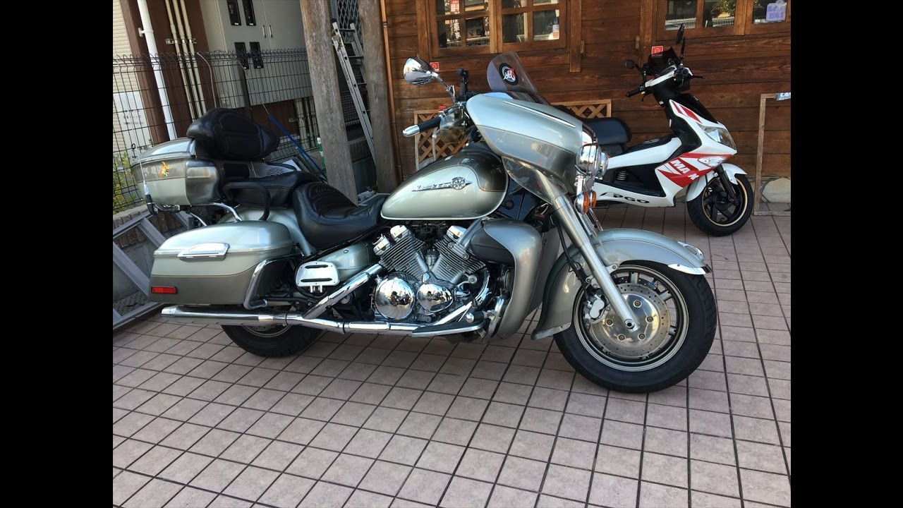 風曜日 YAMAHA・Royal star vent...