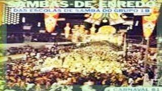 Baixar Grandes Sambas de Enredo Série A  (Carnaval Rio 1981)