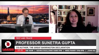 Sunetra Gupta - A new Website will systematically catalog the devastation caused by lockdown